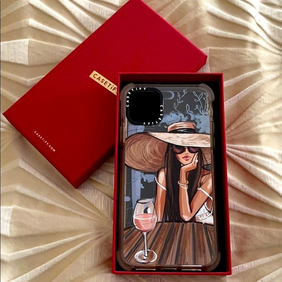 Casetify IPhone 11 ProMax ultra impact case